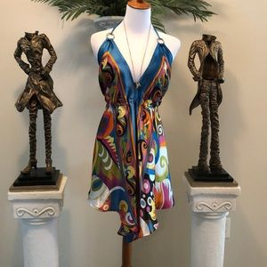 Dresses & Skirts - Silk Island Dress